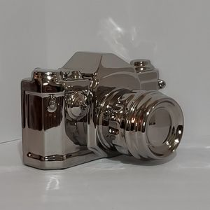 Vintage Camera Art Deco Accent